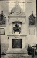 CPA Sorbon Ardennes, Monument Robert De Sorbon - Otros Municipios