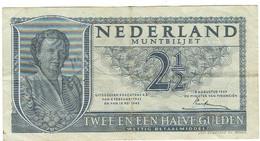 Nederland 2/5 Gulden 1945 - Netherlands