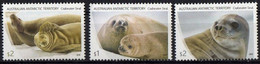 Australian Antarctic Territory (AAT). 2018.  The Fauna Of The Antarctic. Marine Animal. Seals. MNH - Unused Stamps