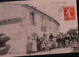 10070  BOURG CHAPON  PUB    ECRITE - Frankreich