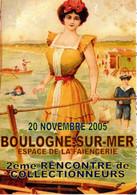 Bourse Aux Collections - Boulogne Sur Mer 2005 - Manifestazioni
