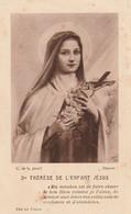 80132 VILLERS SUR MAREUIL - BENEDICTION De La STATUE De STE THERESE DE L' ENFANT JESUS En 1932 - Religion & Esotérisme