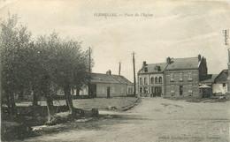 80 FLESSELLES - PLACE DE L'EGLISE - Andere Gemeenten