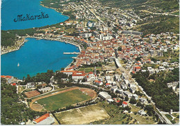 Stadion,Stadium,Stade,stade De Football,football Stadium. Makarska. Croatia - Stadiums