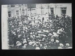 ECAUSSINES  /  ECAUSSINNES-LALAING Gouter Matrimonial 20 Mai 1907 - Unclassified