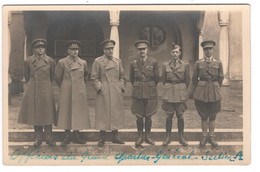 Quartier Geueral - Sectim A Officiers Du Grand -- Weltkrieg 1 1917 Ungelaufen - Germany
