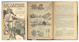 Le Jardin Des Colons   1941 - Giardinaggio