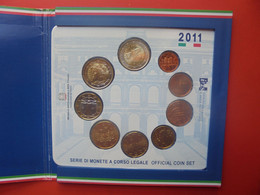 START 1 EURO ! ITALIE SERIE 2011 En COFFRET FDC - Italia