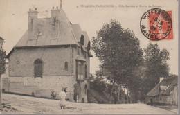 VILLE EN TARDENOIS - ROUTE DE REIMS - Andere Gemeenten