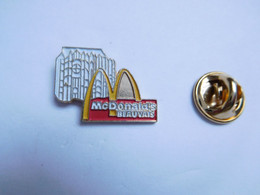 Beau Pin's , McDonald's , McDo , Beauvais , Oise - McDonald's