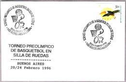 WHEELCHAIR BASKETBALL - Baloncesto En Silla De Ruedas. Buenos Aires 1996 - Handisport