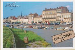 33 Blaye - Cpm / Le Port. - Blaye
