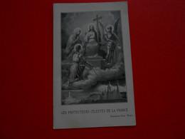 Image Religieuse - Les Protecteurs Célestes De La France - - Devotion Images