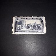 """PL2016 REPUBBLICA DI SAN MARINO 1932 CINQUANTENARIO DELLA MORTE DI GARIBALDI 1,25 LIRE """"X"""" ANGOLO CONSUMATO - Unused Stamps"""