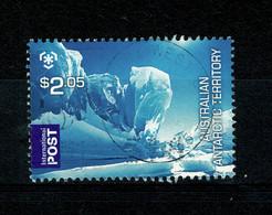 Ref 1400 - 2009 A.A.T.  Australia Antarctic Territory - $2.05 Jade Iceberg - Fine Used Stamp - SG  191- Cat £10 + - Used Stamps