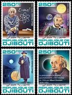 Djibouti 2020 Albert Einstein    S202007 - Djibouti (1977-...)