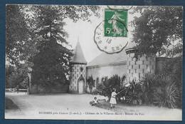 HUISMES - Château De La Ville Au Maire - Entrée Du Parc - Sonstige Gemeinden