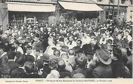 (1)    54   Nancy    Obséques Du Cardinal Mathieu   30 Octobre 1908 - Nancy
