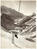 1959 - Héliogravure - Chamonix (Haute-Savoie) - Le Télébenne De Charamillon - PRÉVOIR FRAIS DE PORT - Unclassified