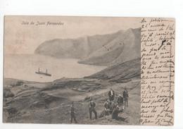 Chili Chile - Isla De Juan Fernandez - 1907 - Chili