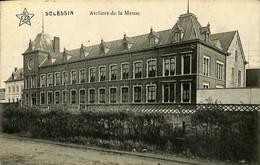 031 456 - CPA - Belgique - Sclessin - Ateliers De La Meuse - Liege