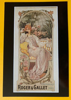 12923 - Parfum Fantasmes Roger & Gallet Lithographie Vers 1920 - Reclame
