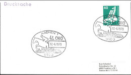 Germany Cover 1979 Aachen 1 43. CHIO (Concours Hippique International Officiel)  (G115-70) - Reitsport