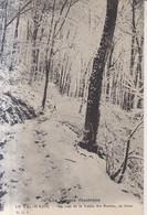 Le Val D'Ajol  En Hiver  1916 - Epinal