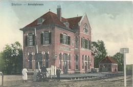Amstelveen, Station - Amstelveen
