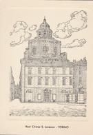 Cartolina - Postcard / Non  Viaggiata - Unsent /  Torino, Real Chiesa Di S. Lorenzo. - Chiese