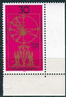 A13-17-3) BRD - Mi 688ECKE REU  - ** Postfrisch - 30Pf    Johannes Kepler - Unused Stamps