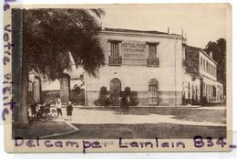 - 11 - LA CALLE - Le Grand Hôtel, Petite Animation, Non écrite, Tenu Par Barnier, Photo Albert, TTBE, Scans. - Algérie