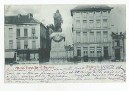 Antwerpen Statue David Teniers PK Anvers CPA 1900 - Antwerpen
