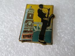 PIN'S   CHICAGO  RIVER SERENADE  MUSIQUE - Musica