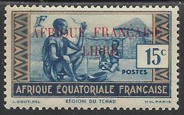 AFRIQUE EQUATORIALE FRANCAISE - AEF - A.E.F. - 1940 - YT 97** - Ongebruikt