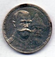 RUSSIA, 1 Ruble, Silver, Year 1913, KM #Y70 - Rusland