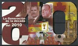 ESPAÑA 2020 - La Generación De La Década De Los 2010 ** - 1931-Aujourd'hui: II. République - ....Juan Carlos I