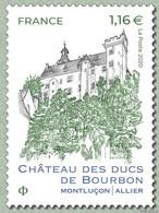 France 2020 -  Château Des Ducs De Bourbon (Montluçon Dans L'Allier) ** - Nuovi