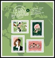 France 2020 -  La Terre Et Les Hommes « Le Vivre Ensemble » ** - Nuovi