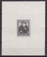 Belgique - BL4A Sans Trace De Charnière - Coin Inférieur Droit Entamé - Blocks & Sheetlets 1924-1960