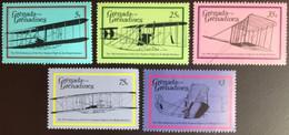 Grenada Grenadines 1978 Powered Flight Aircraft MNH - Grenada (1974-...)
