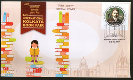 India 2020 Kolkata International Book Fair Special Cover # 9428 - Organisaties