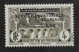 AFRIQUE EQUATORIALE FRANCAISE - AEF - A.E.F. - 1940 - YT 102** - Ongebruikt