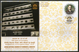 India 2020 Bengal National Chamber Of Commerce & Industry Special Cover # 19151 - Organisaties