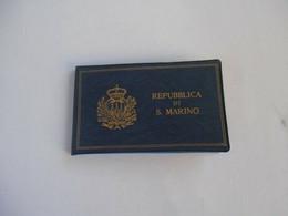 San Marino 1991 Minikit - San Marino