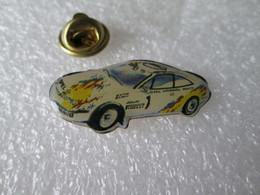PIN'S    OPEL  CALIBRA    RALLYE - Opel