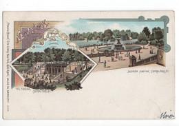 USA Amerika - New York - Central Park - Litho - 1905 - NY - New York