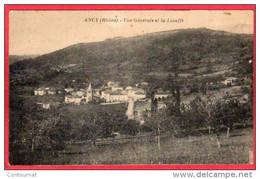 CPA 69 ANCY Vue Générale Et La Liouffe - France