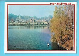 91-----VIRY-CHATILLON--vue Générale--voir 2 Scans - Viry-Châtillon