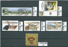 NAMIBIA LOT Gestempelt Siehe Scan - Namibia (1990- ...)